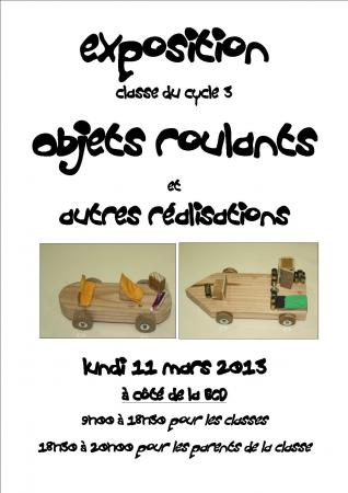 Exposition cycle 3...
